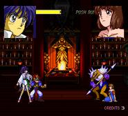Saving Nozomi Vajura Fight
