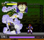 SAiG Vajura Fight Chibi Zenki VS Gahekiyou 3