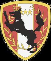 Black Doggy Logo