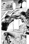 Airu and Romio fighting
