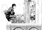Inuzuka and Persia reunite on the Balcony
