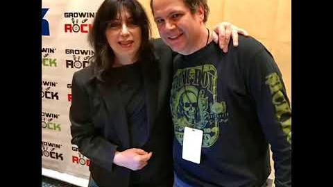 Vinnie Vincent returns after 20 years on Eddie Trunk 1.19