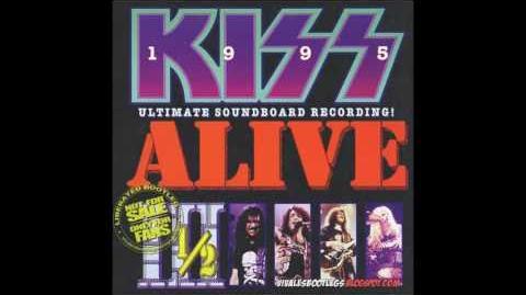 "KISS - ""Alive III 1 2"" - Tokyo, Japan - January 31st 1995 (Full Show - Soundboard Audio)"