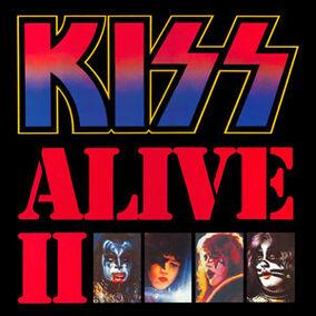 Alive 2 cover