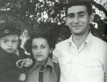 Chaim Witz 1949-1958