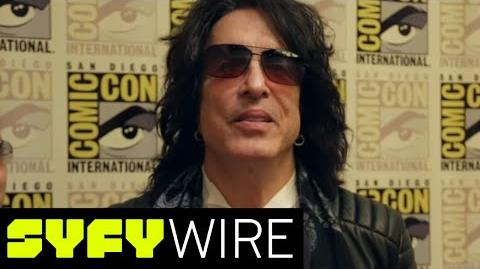KISS Talks About Collaborating with Scooby-Doo - Celebrity Interview SYFY WIRE