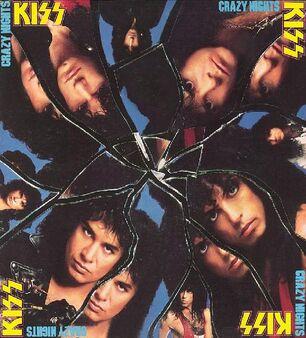 543px-Crazy nights album cover