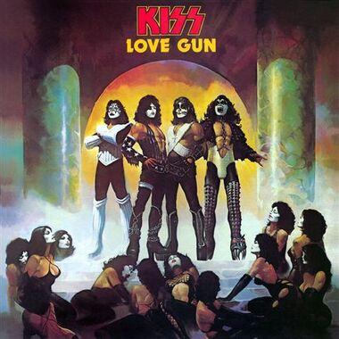 Love gun cover