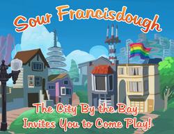Sour Francisdough