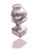 Goddess statue collection
