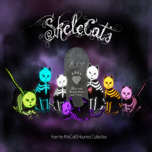 Skelecats ad
