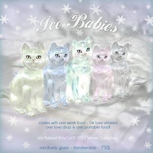 Ice babies ad