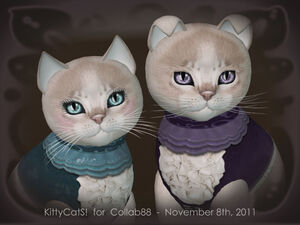 Collabacats KittyCatS & Collab88 - twoNovember 20-11