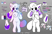 Kittydog cruffy ref by kittydogcrystal-dbj1jem