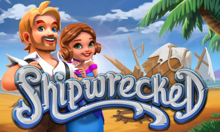 SW shipwrecked title card