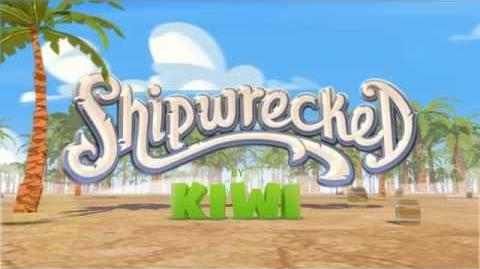 Shipwrecked by Kiwi - Mobile Game Trailer