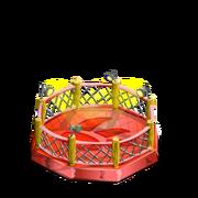 Warrior cage last