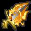 Fire sword collectable doober