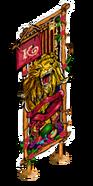 Warrior banner last