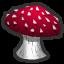 Magic mushroom collectable doober