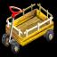 Garden wagon collectable doober