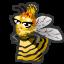 Queen bee collectable doober