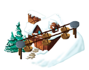 Loc snow ski resort market