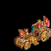 Chariot last