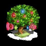 Lantern tree last