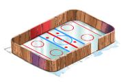 Loc snow hockeyrink market