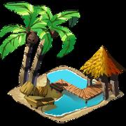 Tropical oasis premium last