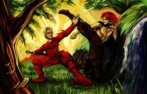 Tempi fights