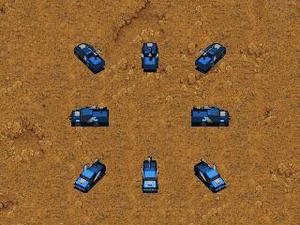 KKnD Ingame 4x4 Pickup