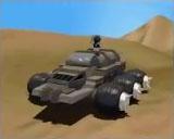 KKnD1 FMV Flame ATV