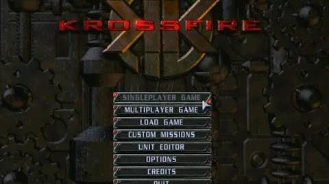 KKND2 Krossfire - 1998 PC Game, introduction and gameplay