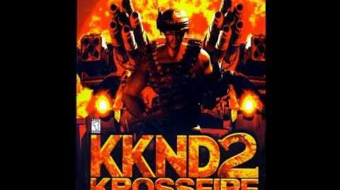 KKND 2 Krossfire - Soundtrack - Evolved - Track 3
