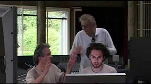 Klaus Schulze feat. Lisa Gerrard - Trailer for Rheingold Bonus DVD