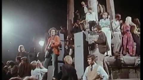 "Tangerine Dream, ""Bath Tube Session,"" Berlin, 1969"