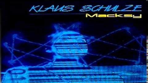 Klaus Schulze - Macksy Disco Version