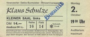 1978-10-02 Audimax, Hamburg, Germany