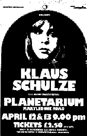 1977-04-12 Planetarium, London Great Britain 1