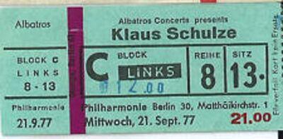 1977-09-21 Philharmonie, Berlin, Germany1