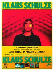 1975-11-09 Aula Magna, Lugano, Switzerland