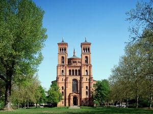 Berlin thomaskirche