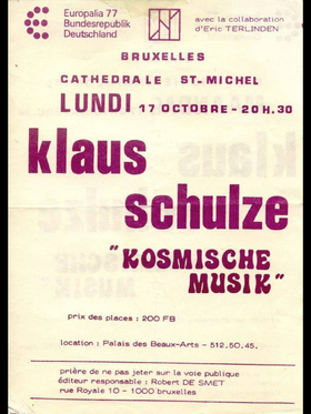 1977-10-17 St. Michael Cathedral, Brussels, Belgium