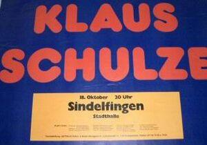 1979-10-18 Stadthalle, Sindelfingen, Germany