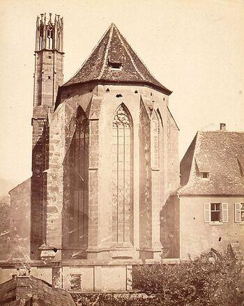 Église des dominicains (Guebwiller)