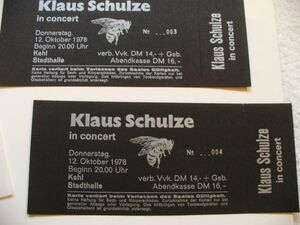 1978-10-12 Stadthalle, Kehl, Germany