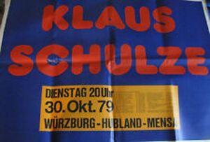 1979-10-30 Mensa der Uni, Würzburg, Germany1
