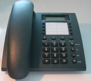 Modernes Telefon